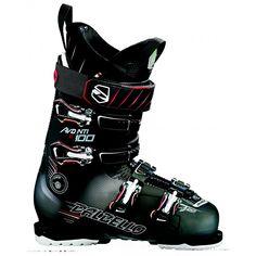 dc807462458 Dalbello Avanti 100 I. Ski Boots Black from