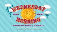Wednesday Morning Movie Series 2014 St. Charles & Ogden 6
