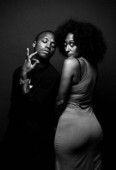 2 of my favorite people! Tracee Ellis Ross and Lupe Fiasco My Black Is Beautiful, Black Love, Beautiful People, Beautiful Women, Black Art, Beautiful Things, Tracey Ellis, Afro, Lupe Fiasco