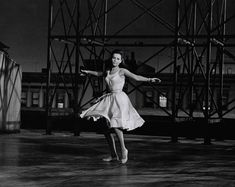The beautiful Natalie Wood in West Side Story