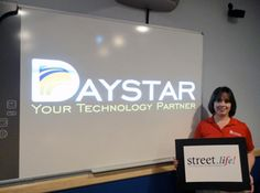 """""""Street.life is the celebration of the summer, probably of the year! The Greater Portsmouth Chamber of Commerce has gone above and beyond this year!""""  Anne Brown,   Director of Communications at Daystar."""