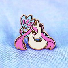 Products Pokemon Milotic Hard Enamel Pin bridal sets & bridesmaid jewelry sets - a complete bridal l Pokemon Oc, Pokemon Pins, Cute Pokemon, Pokemon Stuff, Hard Enamel Pin, Pin Enamel, Cool Pins, Vintage Paper Dolls, Pin And Patches