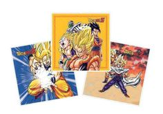 Pack 3 cojines Dragon ball Z