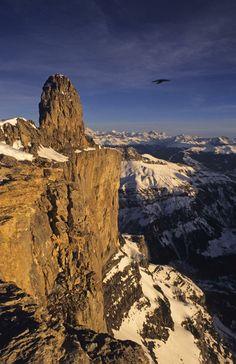 La Quille - Glacier 3000, Switzerland