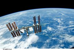 International Space Station.  Why not a United States Space Station?  #ISS