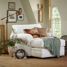Reading chair? Birch Lane Newton Chaise & Reviews | Wayfair