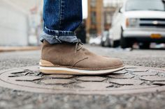 Introducing The Hirsh. At $149, it's the most accessible Italian made shoe we've ever made.