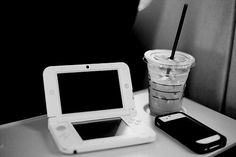 Nintendo 3DS and iPhone.