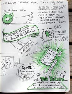 Universal design for touch - Katja Forbes