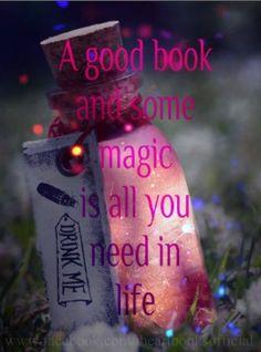 Books and Magic