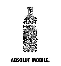 Great ad for Swedish-French vodka brand ABSOLUT.