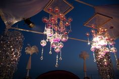 Beautiful light fixtures at PPF's Royal Ball 2012 planned by Merryl Brown Events