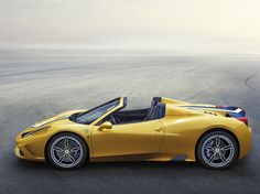 Ferrari 458 Speciale A: a new record-breaking spider - via www.themilliardaire.co