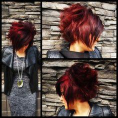 #hair #createdbysam #colors #schwarzkopf #stylemadesocial #HairBoothSalon