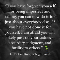 Fr. Richard Rohr | Excerpt: Falling Upward