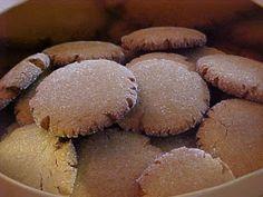 Biscuits à la mélasse à l'ancienne