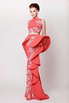 Azzi & Osta Spring Summer 2015 Haute Couture Collection
