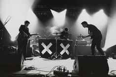 The XX - first listen I was not diggin but now I am really appreciating the music..Its calming and emotional! #thexx