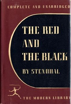 The Red And The Black/Stendhal
