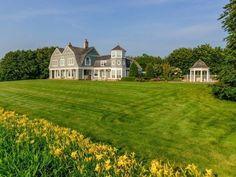 Idyllic Robert A.M. Stern Design in the Hamptons Asks $27.5M