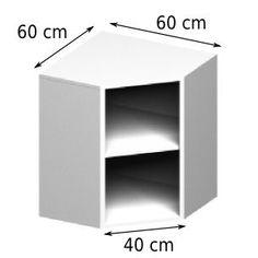 poubelle rotative à tri sélectif pour meuble d'angle | wish list ... - Meuble Bas D Angle Cuisine