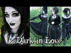 3 Beautiful Outfits from Dark in Love! | Black Friday - YouTube