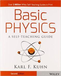Amazon Basic Physics A Self Teaching Guide 9780471134473