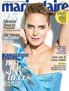 Season 7.  Anthony Williams, designer.  Winner of the Marie Claire challenge:  Dress Heidi Klum for the cover of Marie Claire.