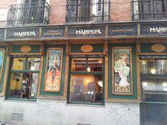 LA MARIPEPA.MADRID.JULS.
