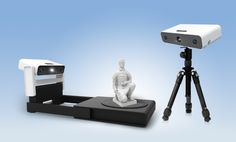 3ders.org - SHINING 3D launches new and affordable high-resolution desktop 3D scanner | 3D Printer News & 3D Printing News