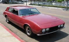 The  Intermeccanica Murena above is one of the best looking station wagons ever made in my opinion. It has a Ford 429 cid engine. There were only 11 of these beauties made between 1967 and 1969.
