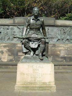 Sculpted by Canadian Doctor Robert Tait McKenzie. Wood Sculpture, Sculptures, Unusual Headstones, War Memorials, Cemetery Monuments, Cemetery Angels, Scotland History, Effigy, Before Us