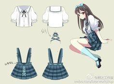 School Uniform SetCard #2