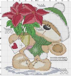 Creazioni-Natalia — «Fizzy Moon con la stella di Natale» на Яндекс.Фотках
