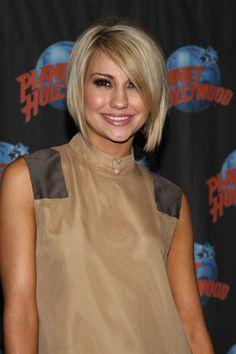 Hair style. Chelsea Kane - Chelsea Kane Visits Planet Hollywood