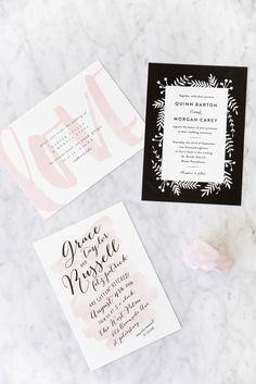 wedding invitations   designlovefest
