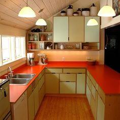 Houten keukens van Kerf Design