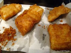 British Beer Battered Fish & Chips