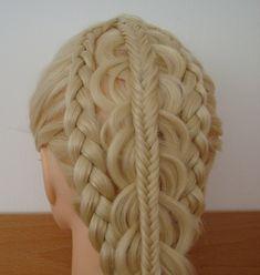Combo Delight / dutch braid / fishtail braid / Hair Tutorial HAIRSTYLES ...