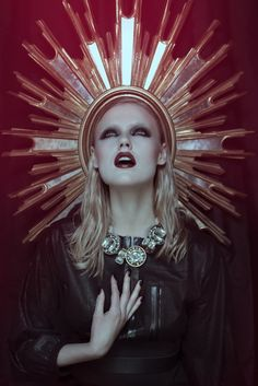 Mary in Opulence
