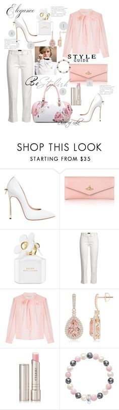 """office fashion"" by kercey ❤ liked on Polyvore featuring Casadei, Vivienne Westwood, Marc Jacobs, Joseph, Philosophy di Lorenzo Serafini, By Terry and Thomas Sabo"