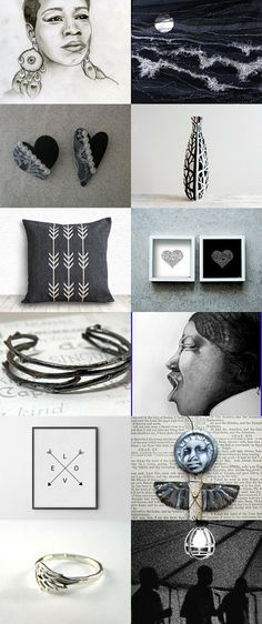 Her Love Endures by Pat McWhorter on Etsy--Pinned with TreasuryPin.com
