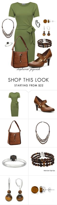 """""""Olive's Outfit for Ruth and Wendy's Surprise Birthday Party"""" by stephanie-jozwiak ❤ liked on Polyvore featuring Kelly & Katie, MKF Collection, Pearlz Ocean, Sterling and Allurez"""