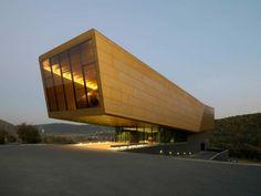 Arche Nebra by Holzer Kobler Architekturen