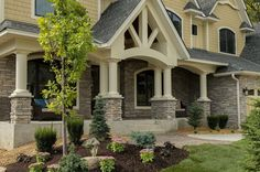 Gorgeous Gabled Dream Home Plan - 73326HS | Craftsman,  2nd Floor Master Suite, Butler Walk-in Pantry, CAD Available, Den-Office-Library-Study, Jack & Jill Bath, Media-Game-Home Theater, Multi Stairs to 2nd Floor, PDF | Architectural Designs.... for ME!!!