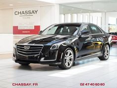 **** CADILLAC CTS III 2.0 Turbo 276 ch berline Noir occasion - 64 900 €, 550 km ****