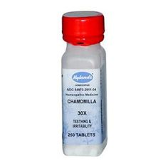 Hyland's Chamomilla 30x (1x250 Tab)