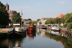 Das andere Holland - Zwolle, willkommen bei den Blaufingern