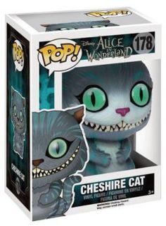 Figurine Alice In Wonderland »Funko Pop! - Cheshire Cat« | Dispo chez EMP | Plus de Figurines Merchandising culte sur notre site en ligne ✓ Prix imbattables !