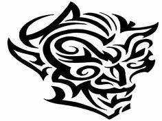 Tribal Tattoo Designs - The Body is a Canvas Tribal Tattoo Pictures, Tattoo Tribal, Tribal Tattoo Designs, Flower Tattoo Designs, Picture Tattoos, Swirl Tattoo, Funny Tattoos, New Tattoos, Cool Tattoos